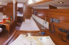 Sailboat Ad Boats Salona 42