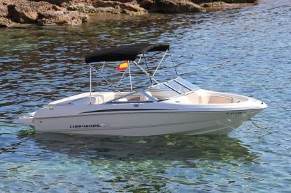 Charter Motorboat Chaparral 180Ssi Ibiza