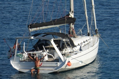 Rental Sailboat Walkabout Yachts Walkabout 43 Paros