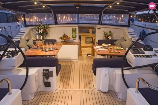 Sailboat Superyacht Margaret Ann Event Charter