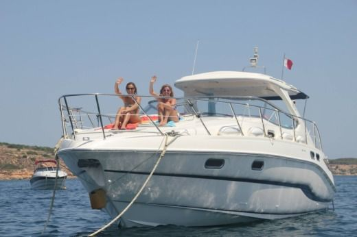 Sealine S41 in Sliema for hire