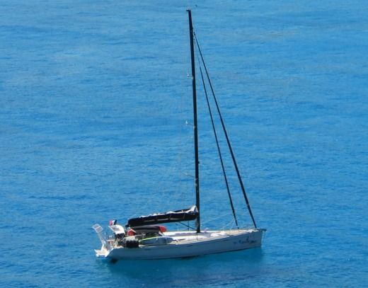 Sailboat Beneteau First 50 Manoir for hire