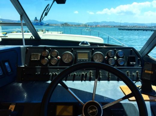 Sea Ray 42 en Olbia