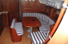Sailboat Beneteau Oceanis 411 Clipper