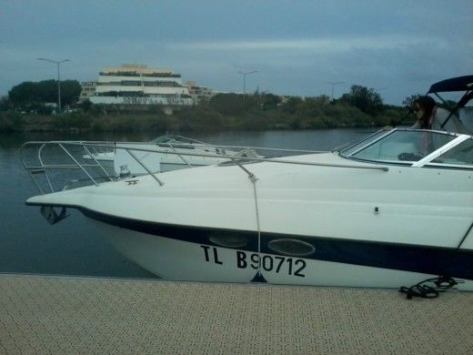 CROWLINE Eurocrown 268Cr in Agde for hire