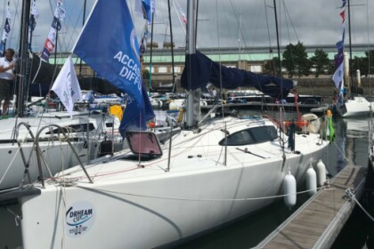 Hire Sailboat JPK Jpk 960 Le Havre
