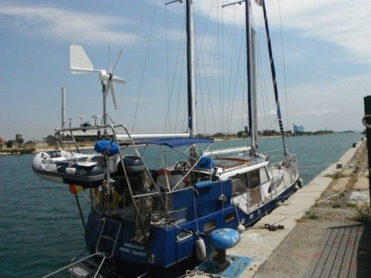 Sailboat Chantier Professionnel Motiva Motiva 40 peer-to-peer