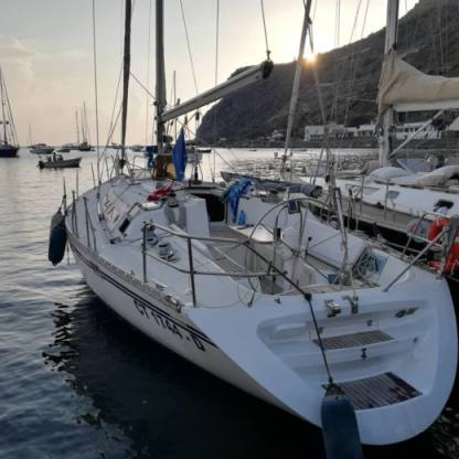 Rental Sailboat Jeanneau Sun Odissey 44 Catania