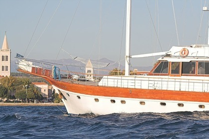 Rental Sailing yacht Custom Gulet Vito Split