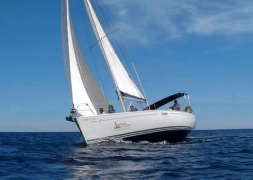 Barca a vela Dufour Grand Large 385 tra privati