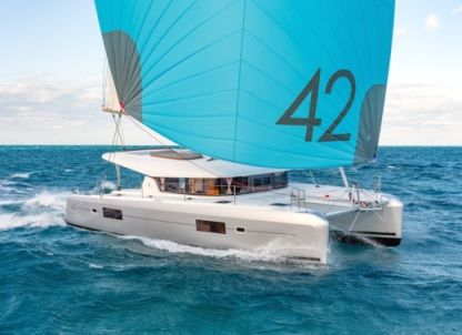 Location Catamaran Lagoon Lagoon 42 Ajaccio