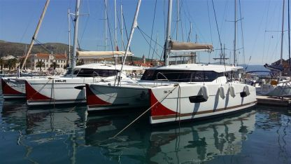Location Catamaran Fountaine Pajot Helia 44 Trogir