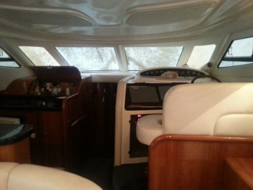 Motorboat Cranchi Atlantique 48 for hire