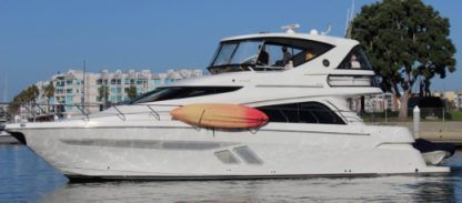 Charter Motorboat Marquis 55 Marina del Rey