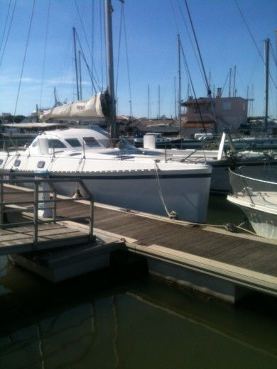 Catamaran Atelier Outremer 55 Light de particuliers et professionnels