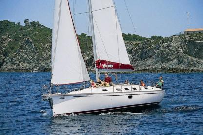 Charter Sailboat Dufour Gib Sea 43 Betina