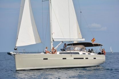 Charter Sailboat Bavaria 56 Ibiza