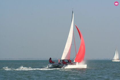 Location Catamaran Bicok 21 La Rochelle