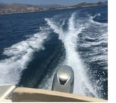 Astromar Open 450 in Alicante for hire