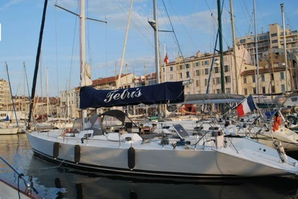 Hire Sailboat Aluminium CODER vaton 57 Saint-Cyprien