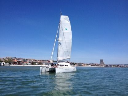 Location Catamaran Lagoon 380 S2 Lisbonne