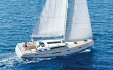 Rental Sailboat Bavaria 56 Cruiser Split