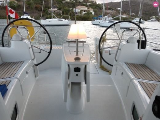 Beneteau Oceanis Family 50 in Sint Maarten for hire