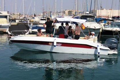Rental Motorboat MARINELLO EDEN 22 Torrevieja