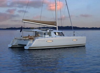 Charter Catamaran Fountaine Pajot Helia 44 Evolution Lavrion