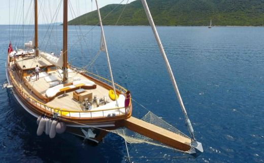 Sailboat M/s Çakiryildiz