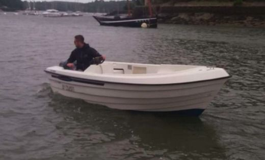 Motorboat Crescent Monarch 450 Winner