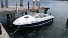 Rental motorboat in Boynton Beach