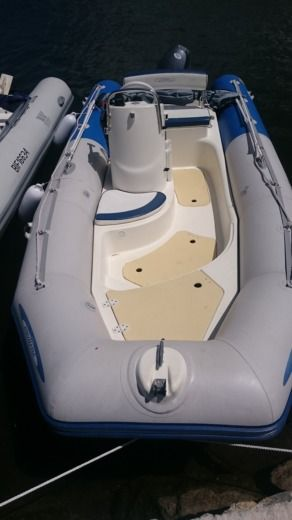 RIB Zodiac Medline Sundream for hire