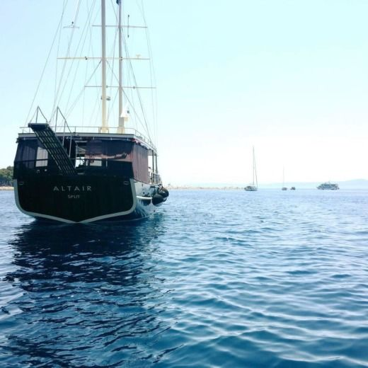 Gulet Altair Gulet in Split for hire