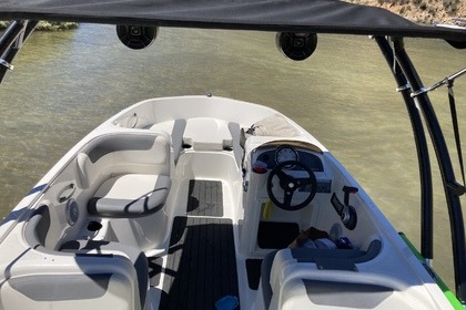 Miete Motorboot Bayliner Element XL La Crescenta-Montrose