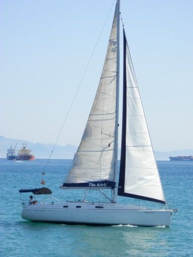 Sailboat Ronautica RO-400 for hire