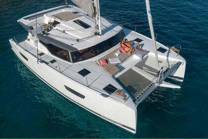 Charter Catamaran Fountaine Pajot Astrea 42 with watermaker & A/C - PLUS Key West