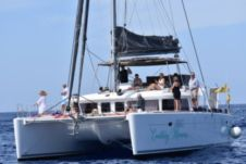 Rental Catamaran Lagoon 450 Palm-Mar