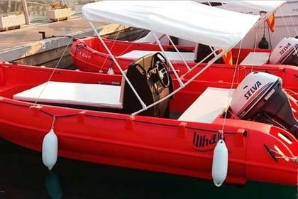 Miete Motorboot Whaly 500 Altea