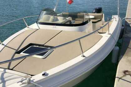 Rental Motorboat Eolo 650 Marseille
