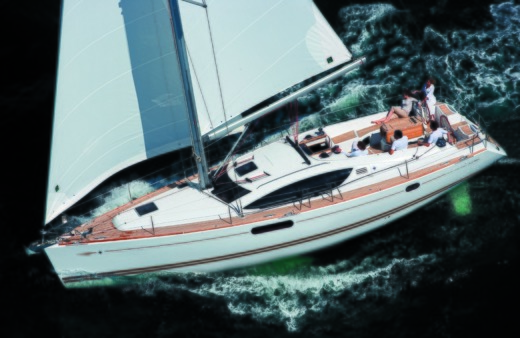 Location Voilier Jeanneau Sun Odyssey 45 Ds Antibes