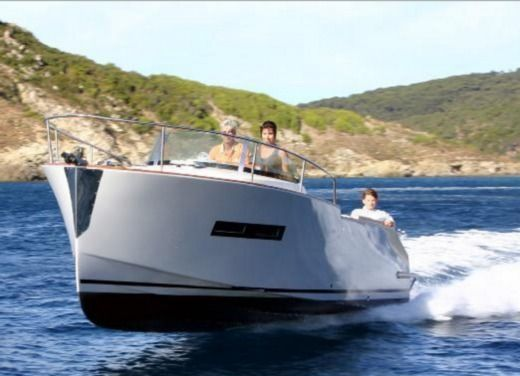 Volterra 25 in Marseille for hire