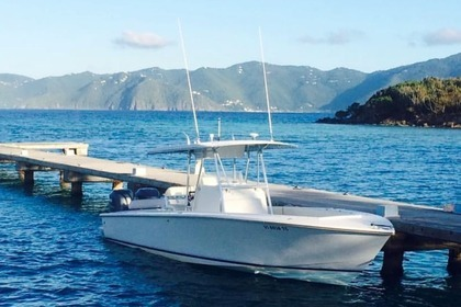 Hire Motorboat Jupiter Center Console Charlotte Amalie