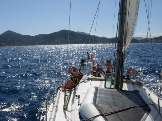 Jeanneau Sun Fast 42 in Marseille for hire