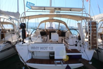 Charter Sailboat Dufour 412 Grand Large Lefkada