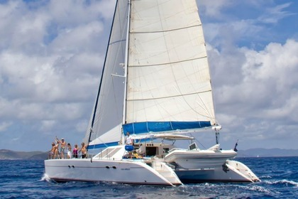 Location Catamaran Lagoon 57 Charlotte Amalie