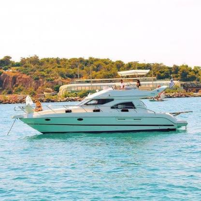 Rental Motorboat Cranchi Atlantique 40 Zakinthos