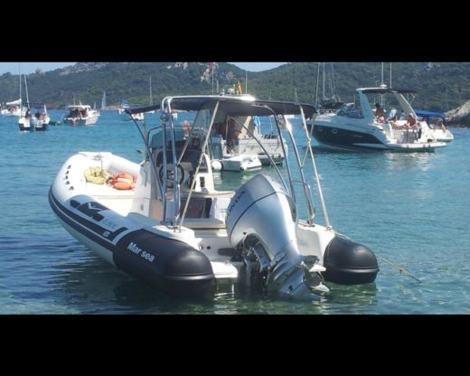Gommone Mar Sea Confort 120 A 150Ch