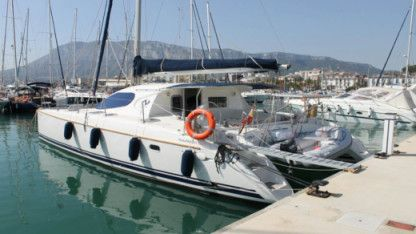 Location Catamaran Dufour Nautitech 395 Dénia
