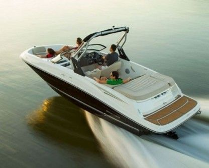 Rental Motorboat Chaparral 307 Miami Beach